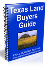 Texas Land Buyers Guide